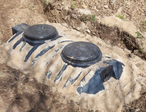 Why You Should Start 2018 with an Empty Septic Tank