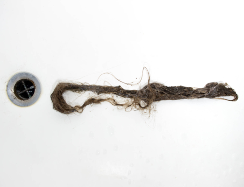 What to Do About Hair in Your Drains